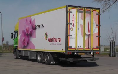 Deursysteem vrachtwagen